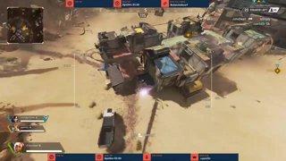 7 Kills, then game crashes XD