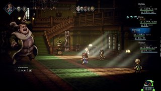 !Debut !Octopath Day 4 - Elp