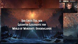 Shadowlands Lore-Talk Teil 1