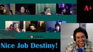 Destiny Flexes - Rhetorical Analysis