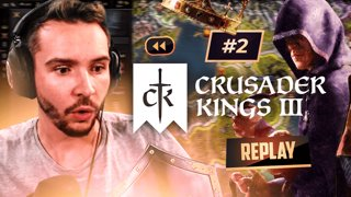 La TRAÎTRISE ! (Crusader Kings III) #2