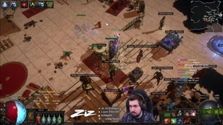 Zizaran - Path of Exile - Echoes of the Atlas - Maven Kill!