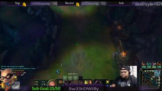 Highlight: Another Miss Fortune W... Let's Go. Our Hecrim was beast!