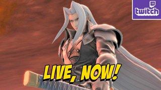 Sephiroth Online w/YoVideogames, Boss Rage Runs, Hades Will Die, PSO2 New Genesis Stream!? (12-18) !ads !nzxt