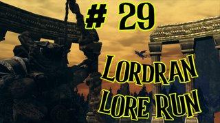 Dark Souls - Lordran Lore Run - 29