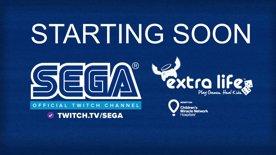 SEGA LIVE - EXTRA LIFE 2020 [Part 1]