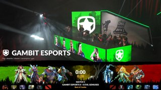 EG vs Gambit - Upper Bracket Final - ONE Esports Dota 2 Singapore World Pro Invitational
