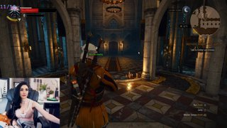 Yoni does The Witcher 3 (Day 16)