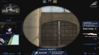 ScreaM - 4Headshots on Dust2 with M4-S