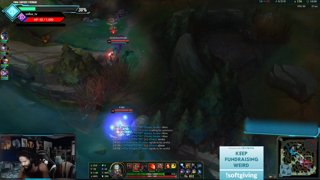 Highlight: (day 57)  stream highlight bad singing good herald-giveaway at 500 followers