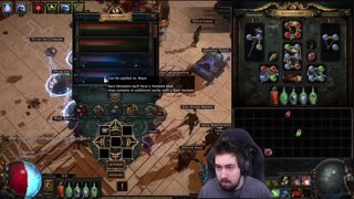 Zizaran - Path of Exile - Echoes of the Atlas - Guardian Maven Fight