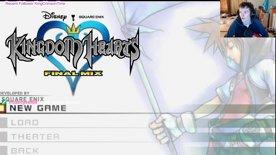 Kingdom Hearts 1.5 part 1