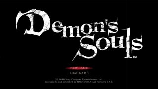 Demon's Souls Bow Only All Bosses in 1:08:xx :V