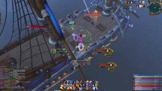 Mythic Stormwall Blockade - Fire Mage POV
