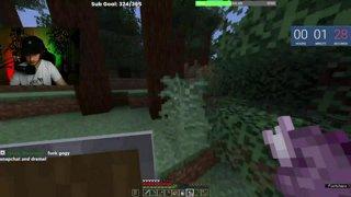 GlitchCon Pre-Party ft. Minecraft!
