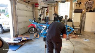 Highlight: New exhaust on the quad! Part 1