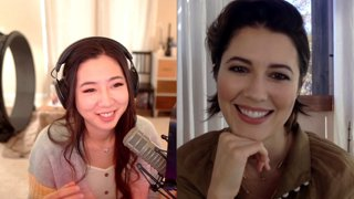 Interviewing Mary Elizabeth Winstead! KATE is on Netflix! #ad