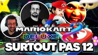 Tournoi Mariokart, ici c'est surtout #Pas12 (PB(PersonalBest) : 166 points)