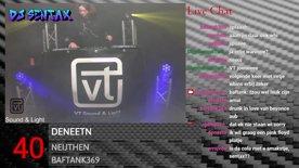 Hoogtepunt: DJ stream DJ Sentax, VT Sound & Light