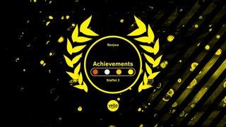 #Werbung Achievement Show powered by !yello | Maurice, Leon, Niklas, Matteo