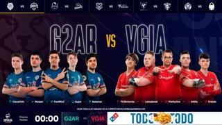 G2 ARCTIC VS VODAFONE GIANTS   Superliga Orange League of Legends   Jornada 13   TEMPORADA 2020