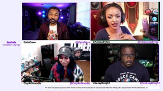Creator Camp: Moderation Styles Discussion with DataDave, ChelseaBytes, CupAhNoodle, and DeeJayKnight
