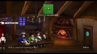 Monkey Island -- Part 1