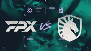 Team Liquid vs FPX - Challengers EMEA - Stage 2 Main Event - Day 4 Map 1