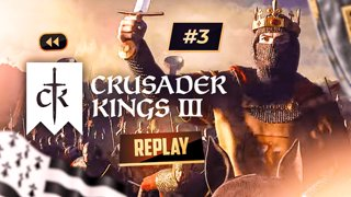 Nocturne sur Crusader Kings III pour sauver la Bretagne ! #3