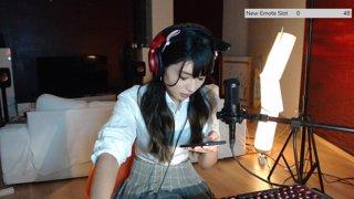 Highlight: JP/EN Japanese lesson feat Panda queen @potasricP !sub