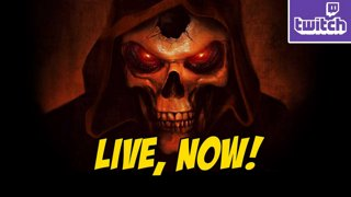 Checkin' Out DIABLO II Resurrected Alpha #BlizzEarlyAccess (4-8) !ads !nzxt