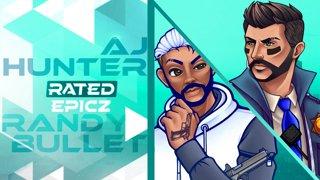 Trooper A.J. Hunter → Randy Bullet   VAULT!   No Pixel   GTA V RP • 17 Apr 2021