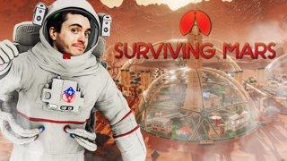 Surviving Mars - longtemps que j'ai envie de tester - C'EST LA NUIT