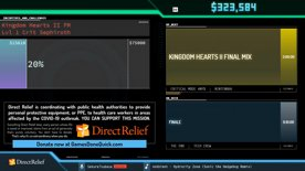 Kingdom Hearts II Final Mix by ninten866 - Corona Relief Done Quick