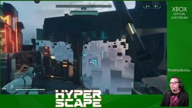 Hyper Scape is here! Launch Day with Mike!