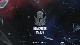R6 November Six Major 2020 - North America - Day 1