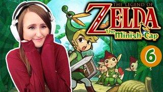 The Legend of Zelda: The Minish Cap - Part 6