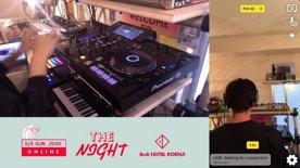5/3 DJ Digest at BnA Hotel KOENJI Presents THE NIGHT Online