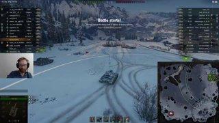 T-44 - Glacier - 15 vs 4