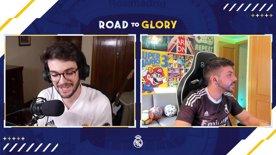Road to Glory 04   Hacemos a Benzema POTM   Invitado: DjMaRiiO