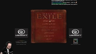 Myst III Exile First Playthrough (Pt. 1)