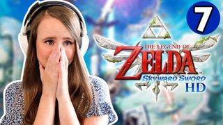 The Legend of Zelda: Skyward Sword HD - Part 7