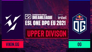 Dota2 - OG vs. ViKin.gg - Game 2 - DreamLeague Season 14 DPC: EU - Upper Division