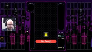 Hitting 2200 Elo in Tetris 99 (Tetris 99)