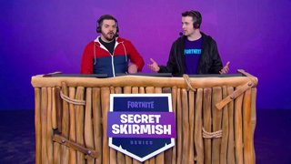 #SecretSkirmish Day 1 Kitty Highlights #4