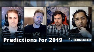 Predictions for 2019 - HLTV Confirmed S3.E25