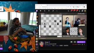 Reckful - LF girlfriend - let's just play chess and try to get better