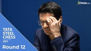 Tata Steel Chess 2021 | Round 12