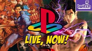 PSX LEGACY - Rival Schools, Warpath, Tekken 3 & Suggestions!? !nzxt !ads (10-23)