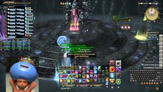 O12S SCH solo heal (some muted audio)